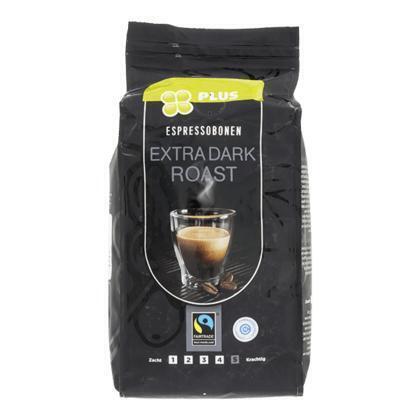 Espresso Koffiebonen Extra Dark Roast (500g)