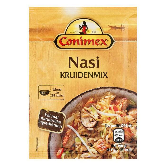 Mix voor nasi (19g)