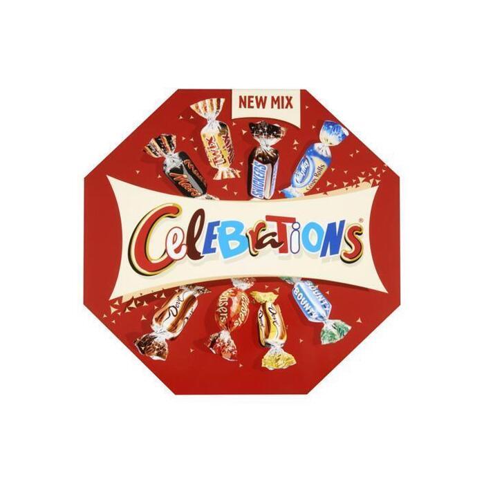 Celebrations (doos, 385g)