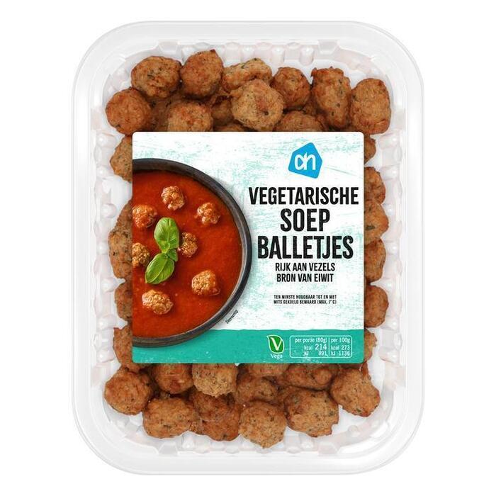 AH Vega soepballetjes (160g)