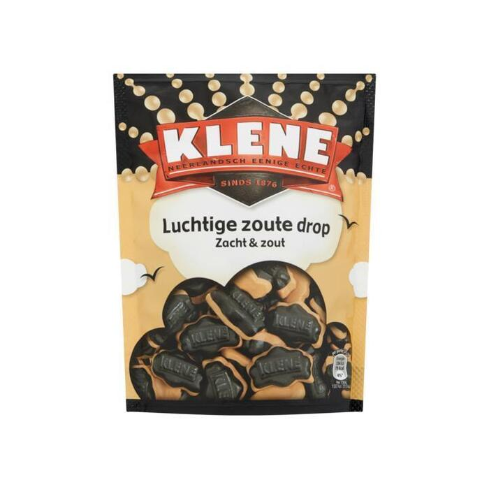 Luchtige drop zout (200g)