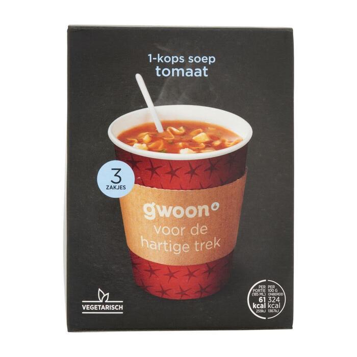 g'woon Tomatensoep (57g)