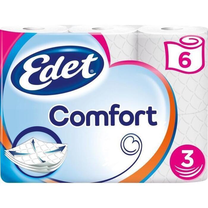 Edet Comfort 3-laags (rollen)
