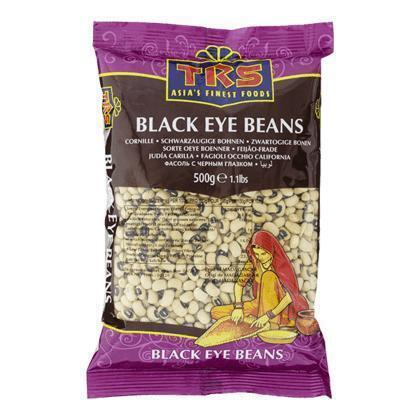 TRS Zwarte ogen bonen (500g)
