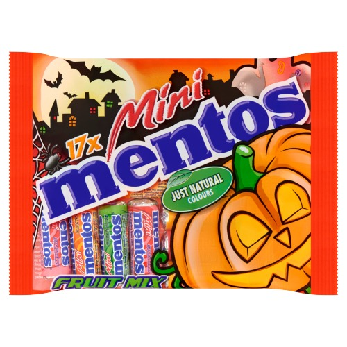 MM fruit mix Halloween      20x17rl  BLX (179g)