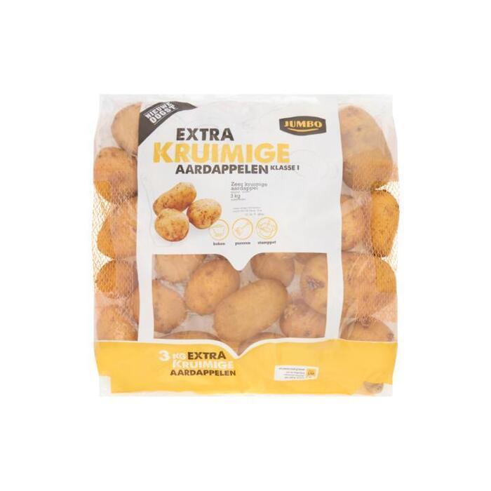 Extra kruimige Aardappel (zak, 3kg)