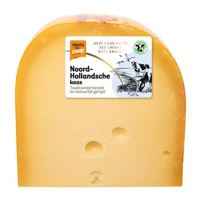 Noord-Hollandsche Extra belegen kaas stuk (500g)
