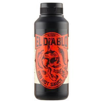 Willy Nacho's El Diablo Red Hot Sauce 265ml (265ml)