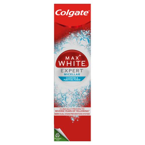 Colgate Max White Micellar tandpasta 75 ml