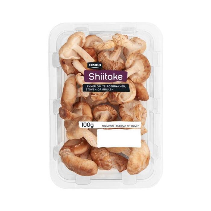 Jumbo Shiitake 100 g (100g)