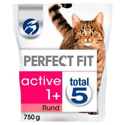 Perfect Fit Active 1+ Rund 750 g (Stuk, 750g)