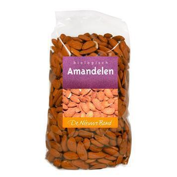 De Nieuwe Band, Amandelen (zak, 1kg)