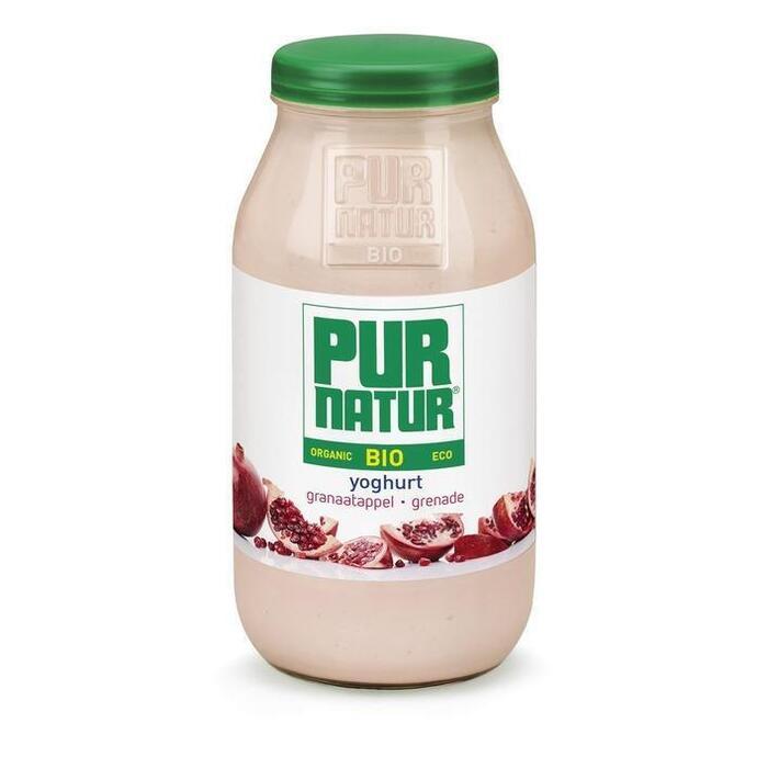 Pur Natur Biologische yoghurt granaatappel (500g)