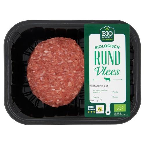 Biologisch rundvlees (100g)