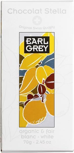 Witte chocolade met Early Grey thee (70g)