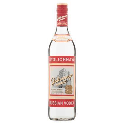 Stolichnaya Russian Vodka 0,7 L (0.7L)