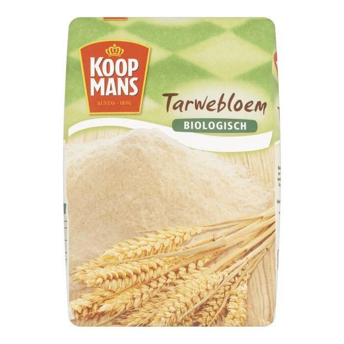 Bio Tarwebloem (1kg)