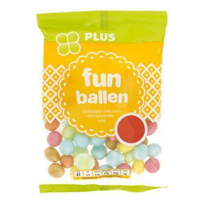 Fun ballen (180g)