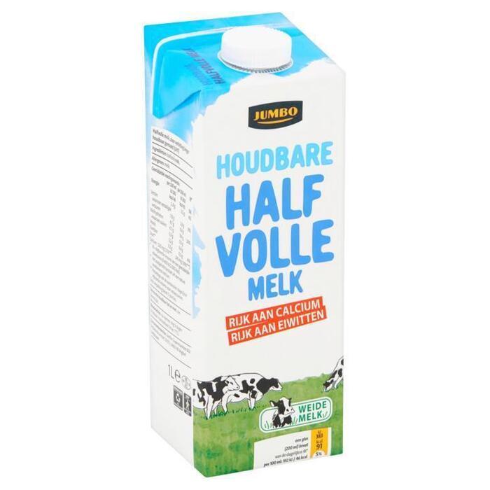 Houdbare Halfvolle Melk (pak, 1L)