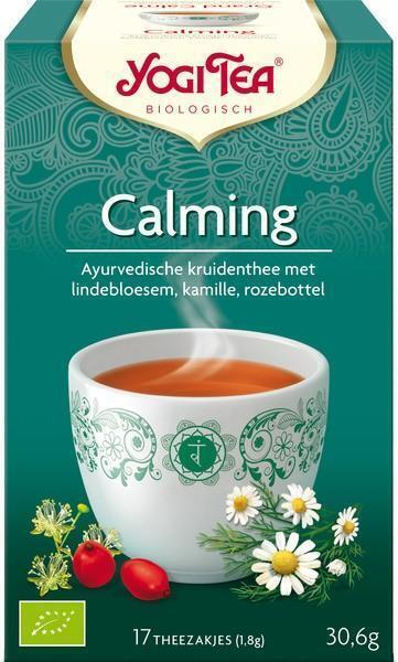 Calming tea (builtje, 17 × 1.8g)