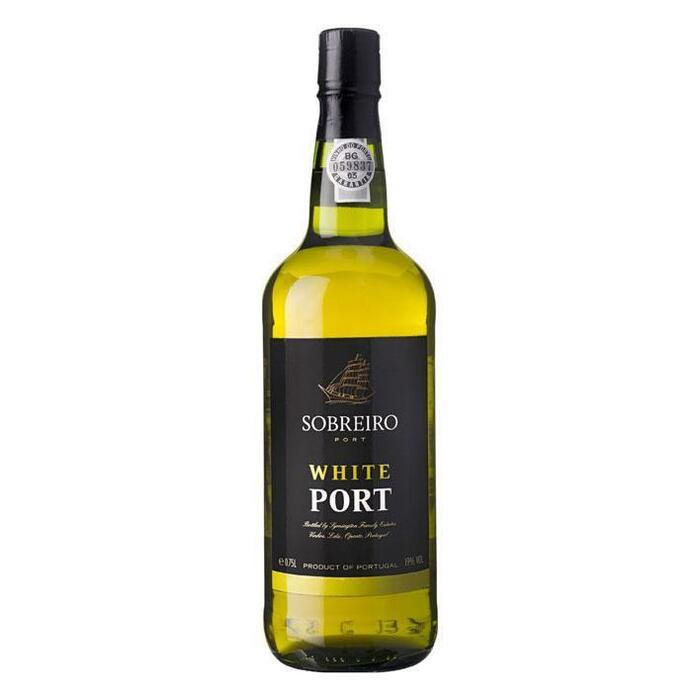 Port white (fles, 0.75L)