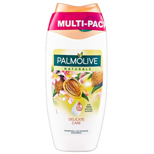 Palmolive Naturals Delicate Care Douchemelk Multi-Pack 3 x 250 ml (250ml)