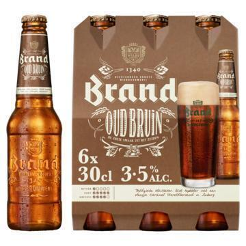 BRAND OUD BRUIN 6X30 CL MULTIPACK (rol, 30cl)