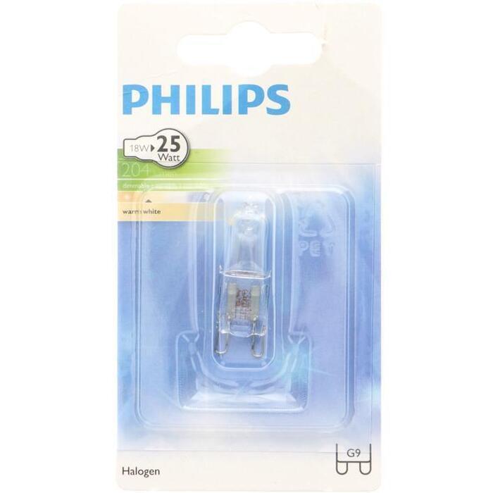 Philips EcoHalo capsulelamp 25W
