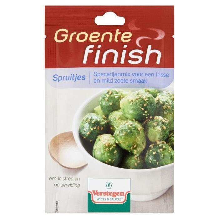 Verstegen Groentefinish voor spruitjes (10g)