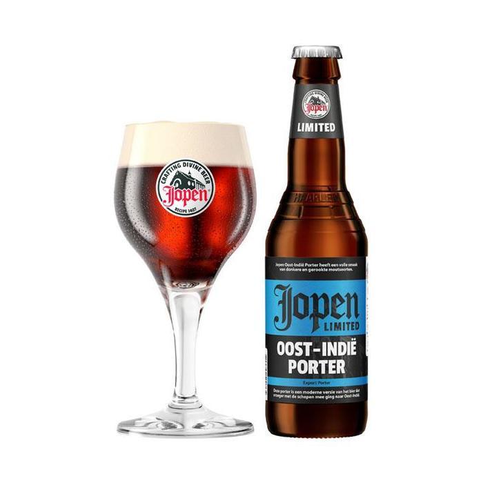 Jopen Oost Indië porter (33cl)