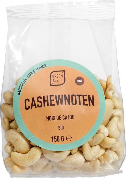 Cashewnoten (zak, 150g)