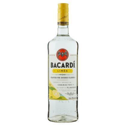 Bacardí Limon Rum 1000 ml (rol, 1L)