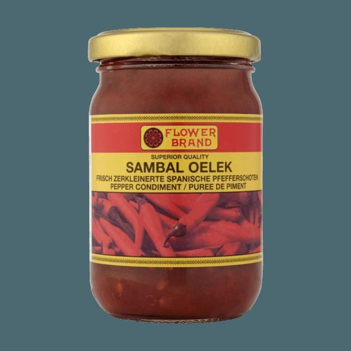 Flower Brand Sambal Oelek 200g (200g)