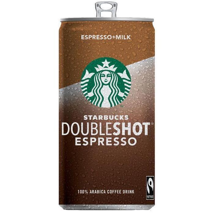 Starbucks Espresso double shot (200ml)