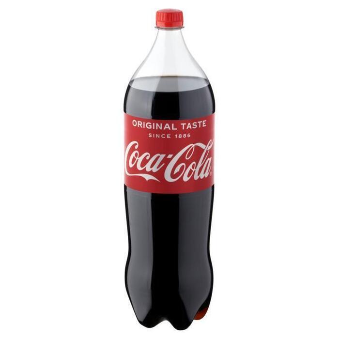 Coca Cola (PET fles, 2L)