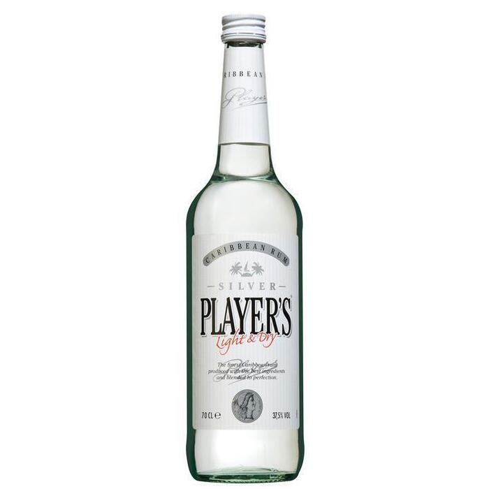 Player's Silver rum (rol, 0.7L)