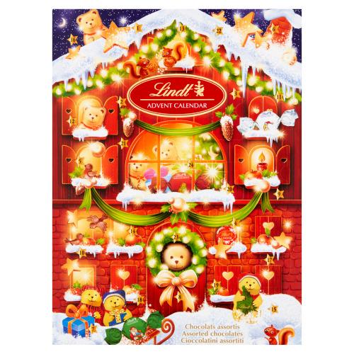 Lindt Advent Calendar 172 g (172g)