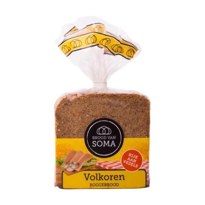 Volkoren Roggebrood (zak, 400g)