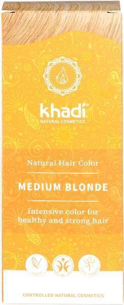 Hair colour middle blond (100g)