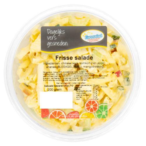 Eurosalad Frisse Salade 200 g (200g)