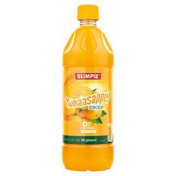 Slimpie Sinaasappel (rol, 0.65L)