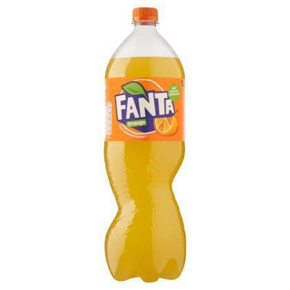 Fanta Orange (Stuk, 1.5ml)