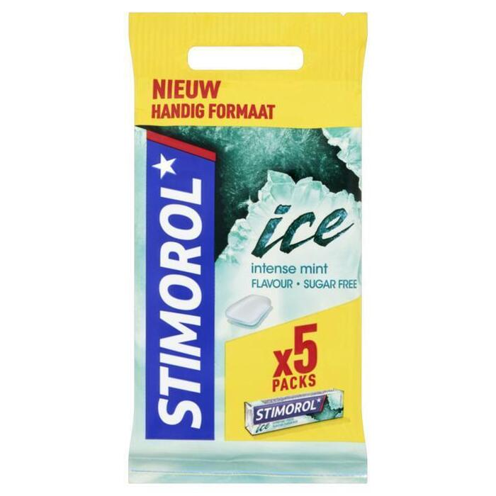 Ice Intense Mint (Stuk, 5 × 70g)