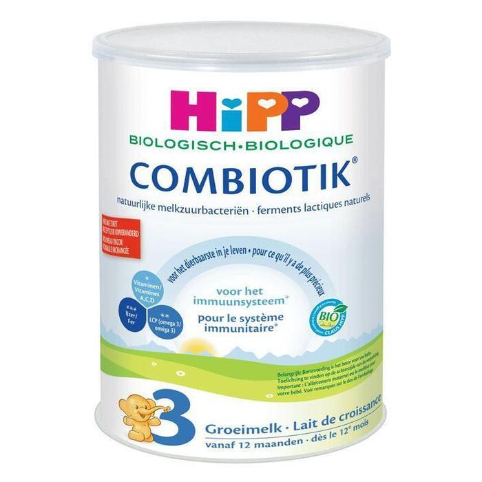 Combiotik Groeimelk 3 (Stuk, 900g)