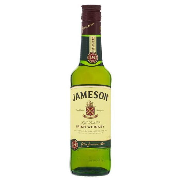 Jameson Irish Whiskey 350ml (rol, 35 × 35cl)