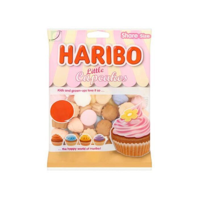 Haribo Little Cupcakes 175g (175g)