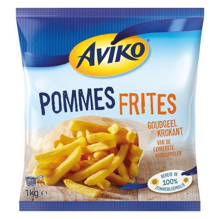 Pommes frites (Stuk, 1kg)