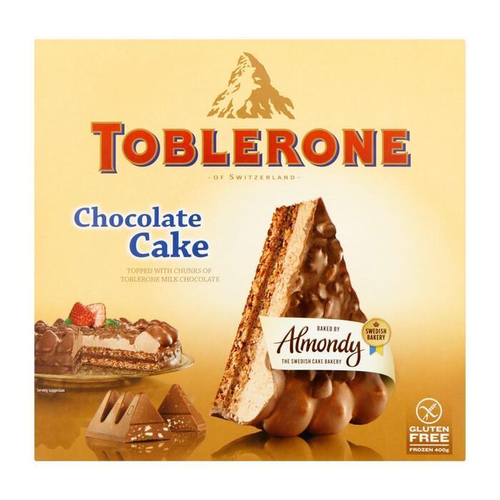 Almondy Tarte toblerone (400g)