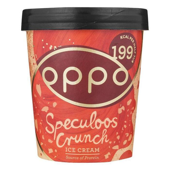 Oppo Ice Cream Speculoos crunch (47.5cl)