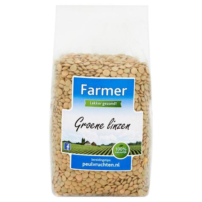 Groene linzen (Stuk, 500g)